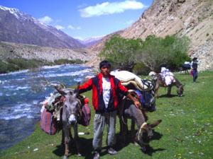 Batchor, Tajikistan