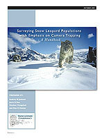 cover of the camera trapping handbook