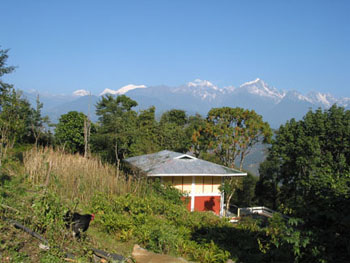 photo of a home in Sikkim providing homestay accomodations (photo � Wendy Lama)'