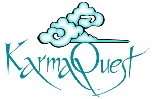 KQ logo small color