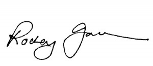 Rodney Jackson signature