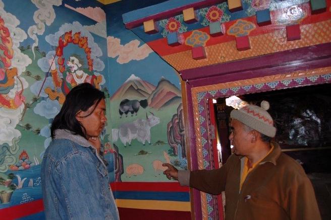 Ghirmi Gurung & Lama