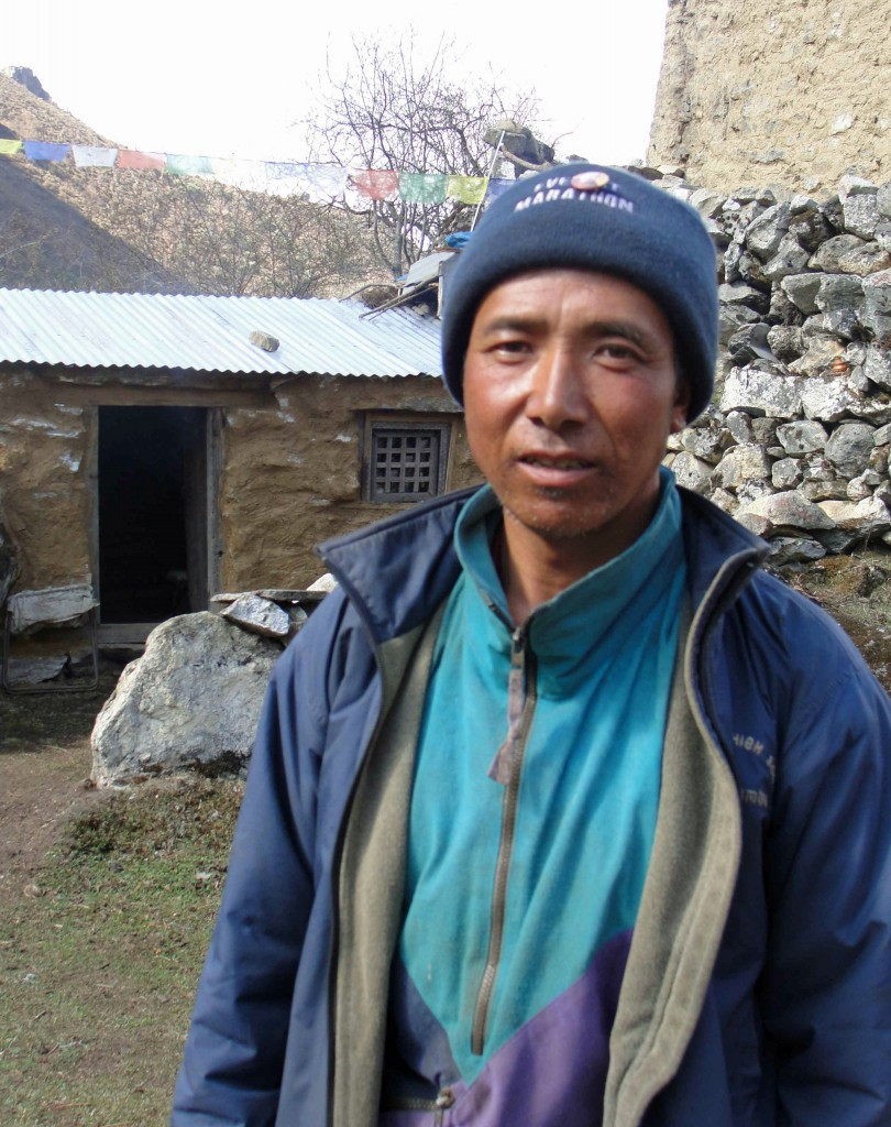 Tenzing Dorje Sherpa