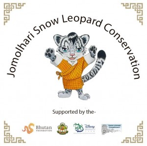 Snow Leopard Logo annual report