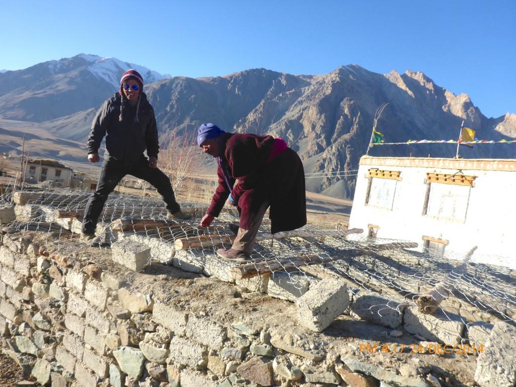 Corral in Zanskar