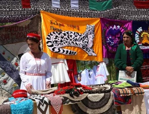 People of Tajikistan Celebrate the Snow Leopard