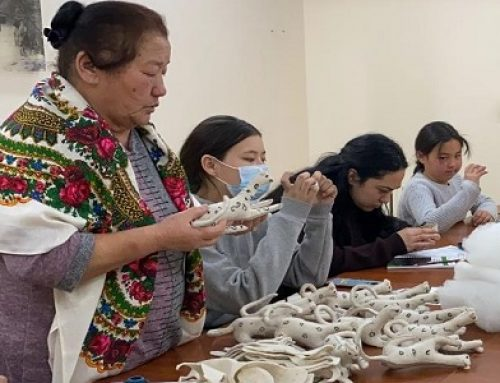 Elders and Youth for Conservation of the Snow Leopard