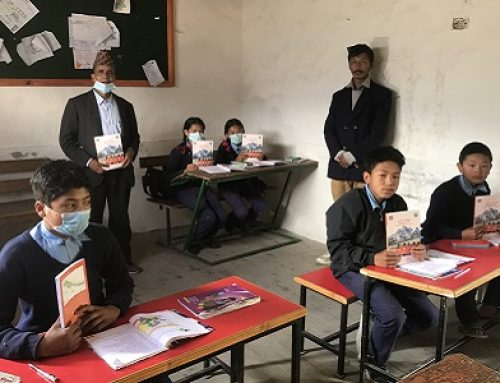 Conservation Education Textbooks for Schoolchildren in Nepal